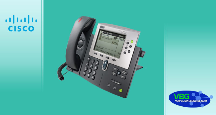 What is the default unlock config password for a Cisco 7960 / 7960G VoIP phone?