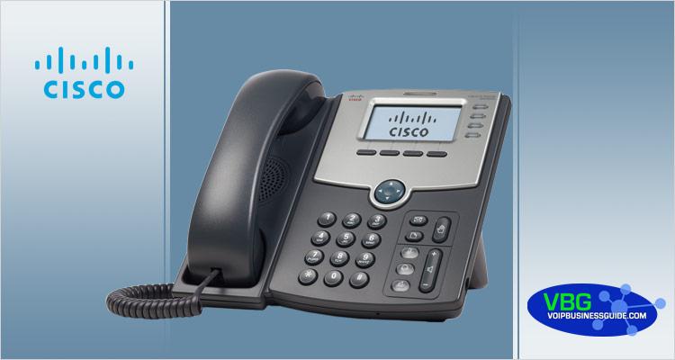 How to Factory Reset a Cisco SPA514G/SPA504G Phone